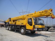 2014 Hot Selling Qy25 Type Mobile Truck Crane 25 Ton
