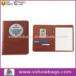 High quality a4 business folder