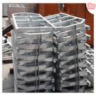 electric scaffolding hoist lift platform aluminum portable work platform