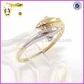 925 caliente anillo de plata esterlina joyería precioso anillo delfines para los amantes de la