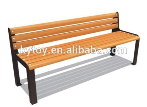 Pas cher bois plastique composite banc de jardin chaises for Banc de jardin plastique