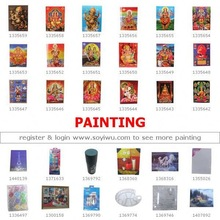 LED OIL CANVAS PAINTING : One Stop Sourcing from China : Yiwu Market for Craft&Painting