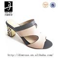 De china diseño elegante alto talón de la señora zapato