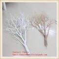 Lf092205 fabricante de venta al por mayor artificial en seco la rama del árbol de navidad para la decoración/seco artificial ramas de árbol sin hojas