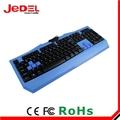 Diferentes tipos de teclado do computador