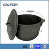 Pre-seasoned Cast Iron Pinic Caldron