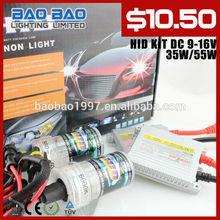 AC 35W for universal car xenon hid kit wholesale hid headlights E-mark,RoH H1 H3 H4 H7 H8 H9 H10 H11 880 881 9004 9005 9006 9007