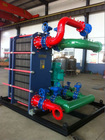 Plate heat exchanger industry water heater for water cooling and heating