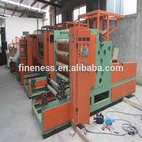 Top level useful carton folding glue machine