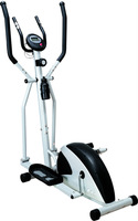 8009 Body building exercise magnetic elliptical cross trainer