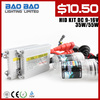 Fast delivery !H4 H/L 35W/55W AC auto HID xenon conversion kit/lamps/HID bulbs, Xenon Hid Kit Wit--BAOBAO LIGHTING Free shipping