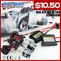 Entrega rápida! H4 H / L 35 W / 55 W AC auto Hid Kit de conversão Xenon / lâmpadas / lâmpadas hid, Xenon Hid Kit sagacidade - BAOBAO iluminação frete grátis