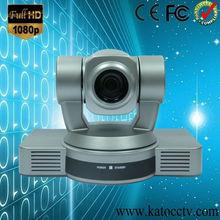 HD 3.27 Mega pixels 1080P 20x PTZ video recording system for Remote training(KT-HDC)