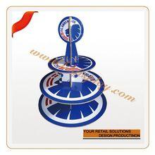 personalizzati torta stand maniglia cinderella stand torta trasporto