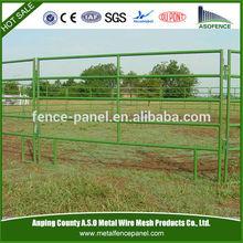 2100x1800mm 6 Bar Horse / Cattle Portable Yard Panels