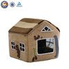 Foam Pet House & Pet Bed Crib & Plush Animal Shaped Pet Bed
