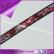 fashionable design stripe used as dog neck belt