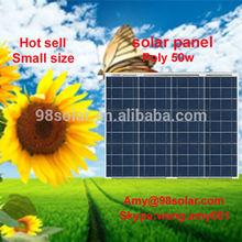 Monocrystalline Solar panel 50w, solar energy system, cheap price!!!
