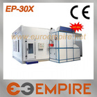 new products for 2014 CE approved paint booths used/car painting equipments/electrostatic spray booth