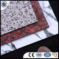 pe,pvdf interior/outdoor panels Wall decoration aluminum composite panel sheets Supplier