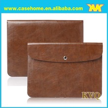 Business style leather case for ipad 6/ for ipad air 2 cover