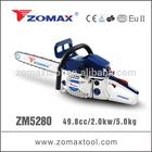 ZM5280 52CC 2.0KW Gasoline jonsered chainsaw