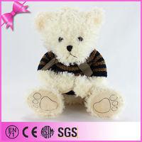 guangdong factory direct custom bear talking plush toy