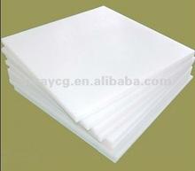 black/white/blue wear resistance HDPE sheet