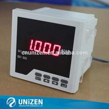 Elétrica LCD Digital atual medidor de painel com ISO