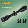 4-16X44AO riflescope with front parallax adjustable objective China wholesale Voking/OEM sniper scope hunting equipment