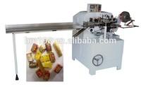 automatic chocolate folding wrapping machine