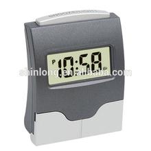 Travel promotion digital alarm clock
