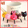 2013 hot sell new lovely design 3.5mm anti-dust ear cap plug