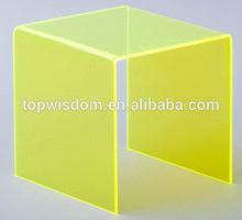 Designer useful 4 tier acrylic risers & display cubes