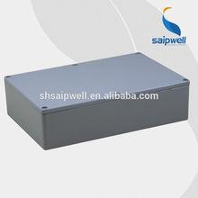 Saipwell High Quality Diecast Aluminum Enclosures With CE Certification / IP66 Enclosure