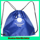 Cheap small drawstring bag with customized logo