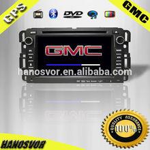 HANOSVOR gmc dvd player touch screen radio for yukon/sierra gps navigation system