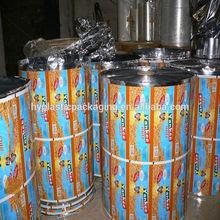 High quality BOPP film/BOPP film on roll / BOPP film