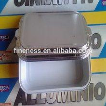 Design best selling pure aluminum foil food container mould