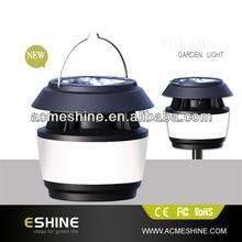 Emergency Lighting with 8 LED Lantern,solar lantern ELS-05L