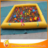 popular pool accessory large inflatable plastic swimming pool