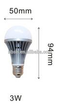 Led bulb 3W-MB003