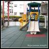 Children playground area no smell safety rubber floor mat