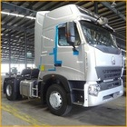China HOWO CNG 4x2 260hp Small Tractor Truck tractor head truck / prime mover