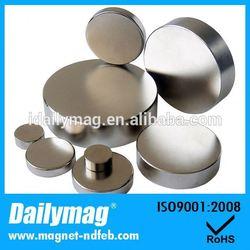 industrial cheap n35-n54 sintered block ndfeb magnet