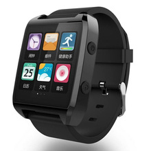 Smart Bluetooth Watch Sync Calls SMS for Android Phone Wrist