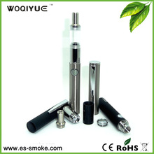 High end dry herb vaporizer vape pen ego c twist with pen cap for wax for waxy oil for shatter