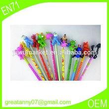 Cartoon pen for children wooden gifts useful Children wholesale