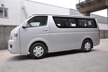Foton View G7 gasoline/6-9 seats minibus for sale
