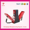 High-end Professional Two-in-one PU Leather Wine Box